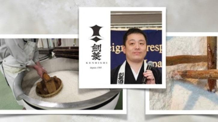 Visio-conférence sur le saké