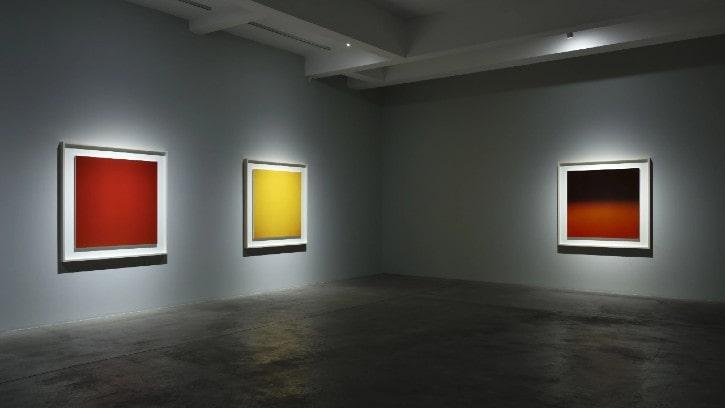 Theory of Colours par Hiroshi Sugimoto