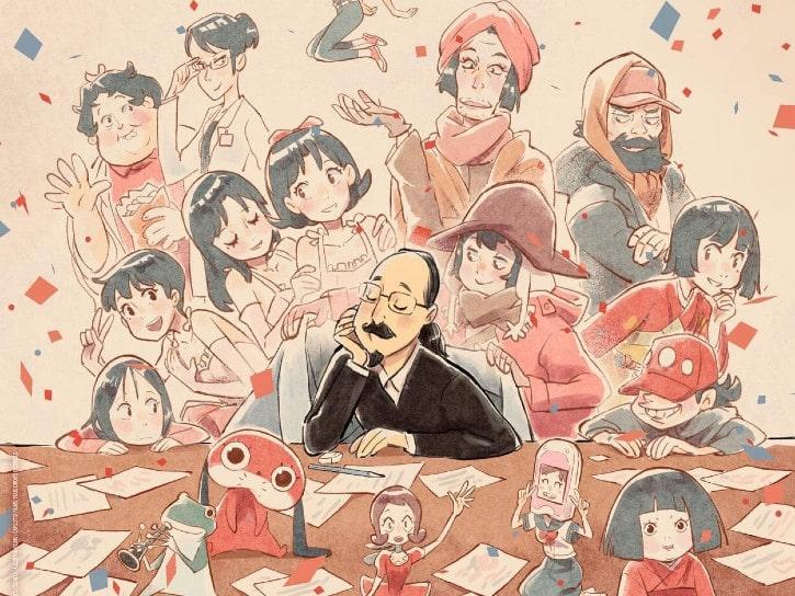 Satoshi Kon, l'illusionniste de Pascal-Alex Vincent