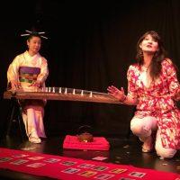 Karuta, jeu d'histoires des 4 saisons par Isabelle Genlis