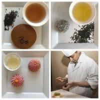Atelier pâtisseries et thé japonais