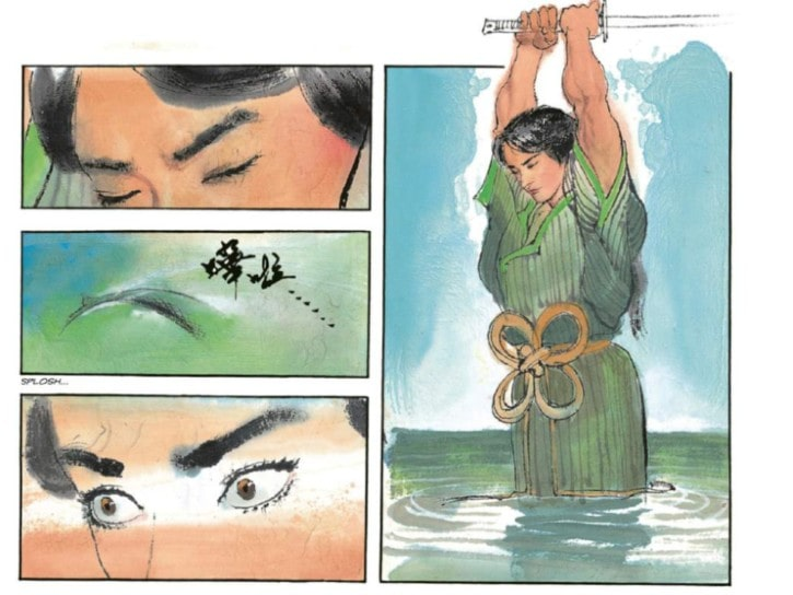 Bande dessinée en Asie Orientale
