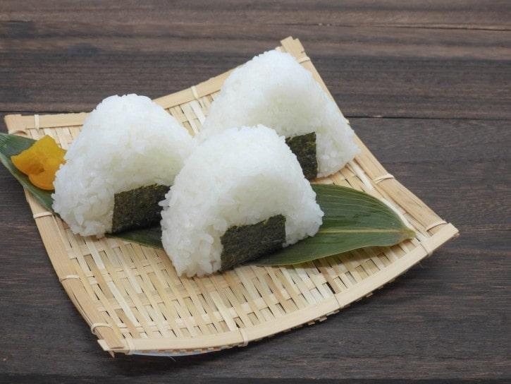 Dégustation de riz de Niigata