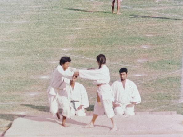 Judo : dépasser le combat - une histoire de survie