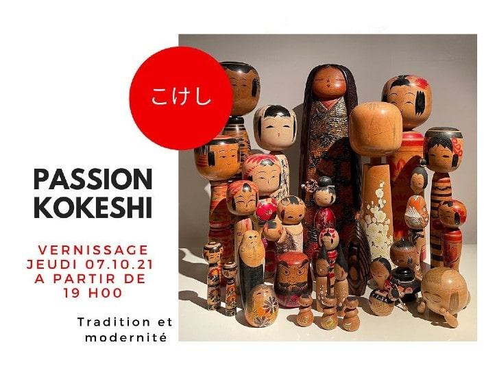 Passion kokeshi